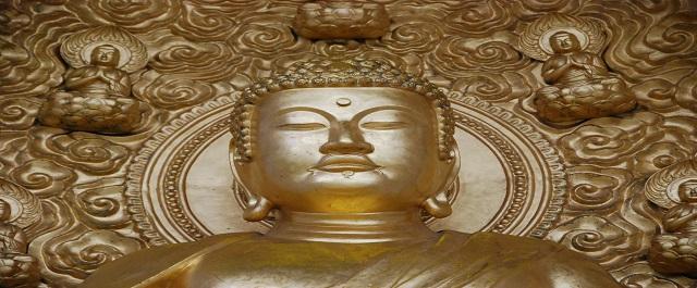 Boeddha Gautama, een grootsheid