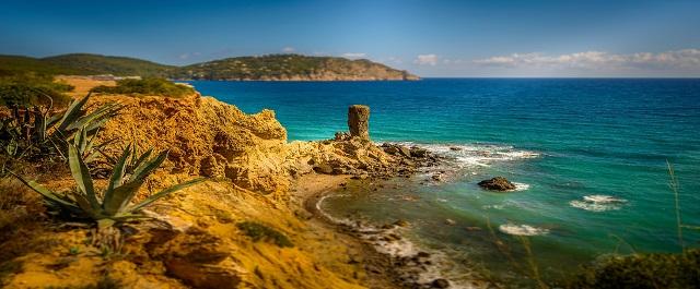 het prachtige eiland Ibiza