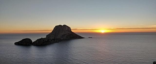 Es Vedra, magische rots met zeer hoog bewustzijn