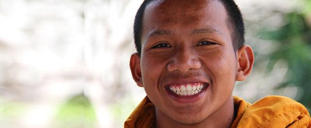 Buddha monnik